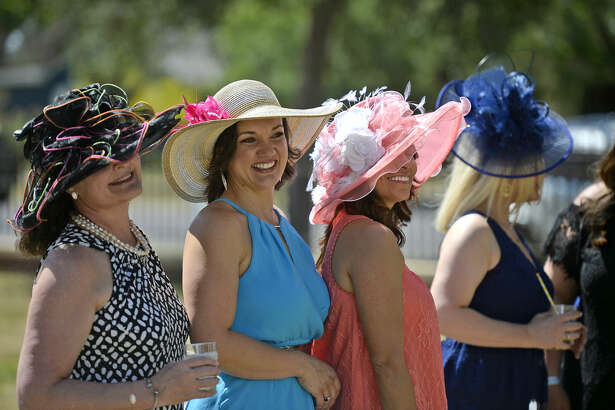 "The Museum of the Southwest hosted ""A Day at the Races"" party to coincide with the Kentucky Derby, Saturday, May 7, 2016. James Durbin/Reporter-Telegram"