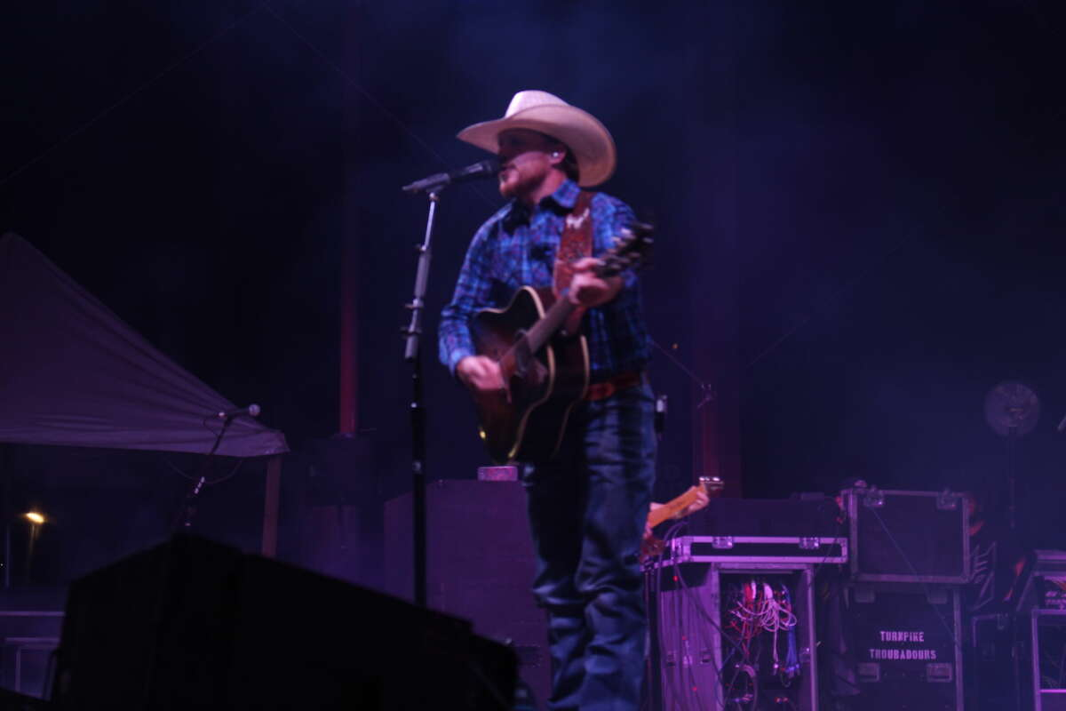 FILE PHOTO: Cody Johnson will play Friday at the Horseshoe.