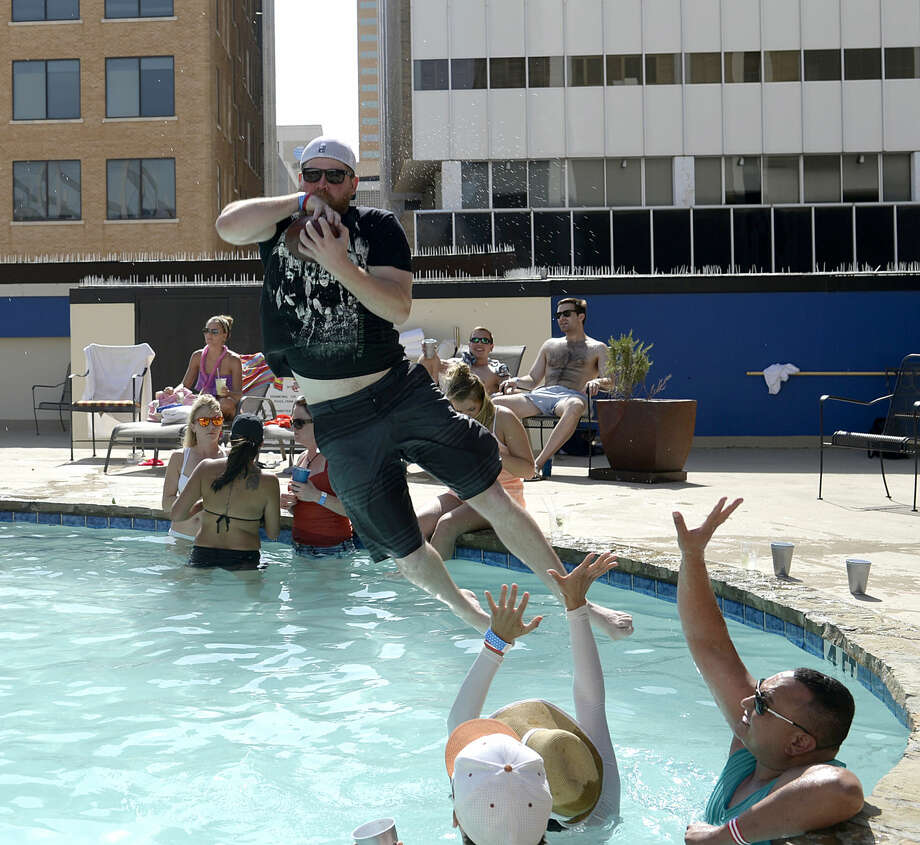 Pool Party 2018 The Sound Foundation returns to host some fun in the sun. A DJ will spin the tunes at the rooftop pool while guests enjoy pool games, adult beverages and more. Photo: James Durbin
