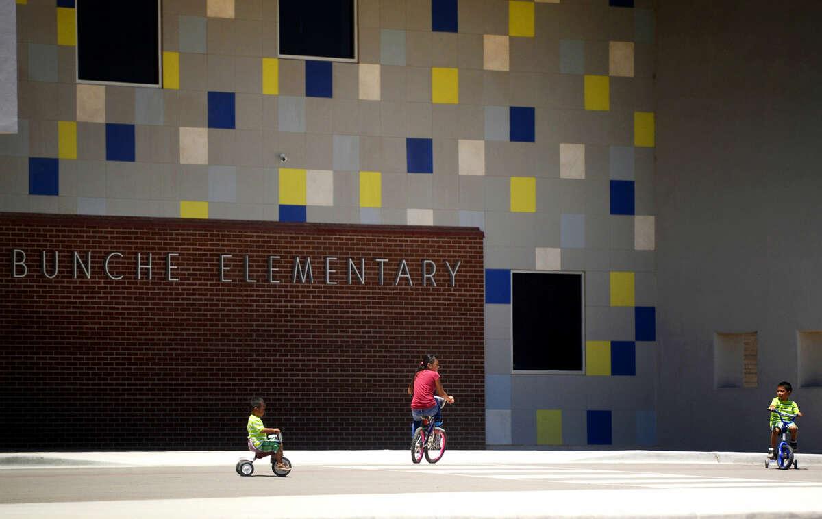 Bunche Elementary TEA Grade: F