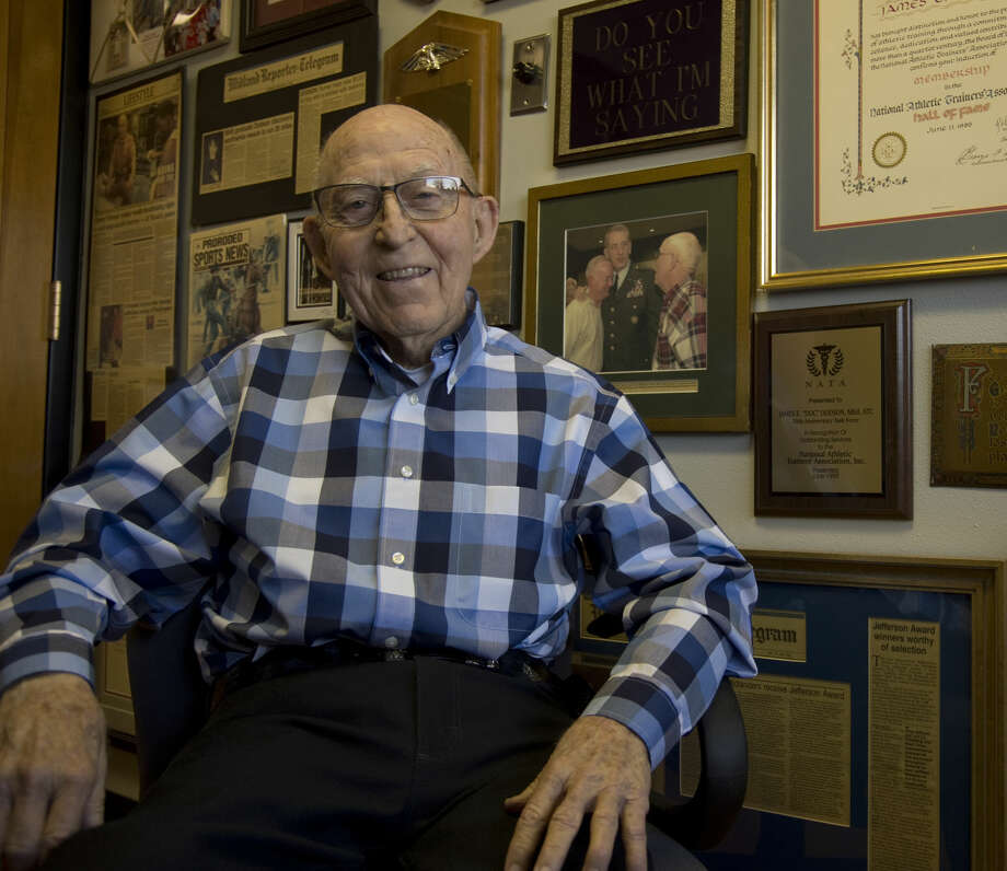 Doc Dodson, one of the 52 Faces of our Community. Friday 06-24-16 Tim Fischer\Reporter-Telegram Photo: Tim Fischer