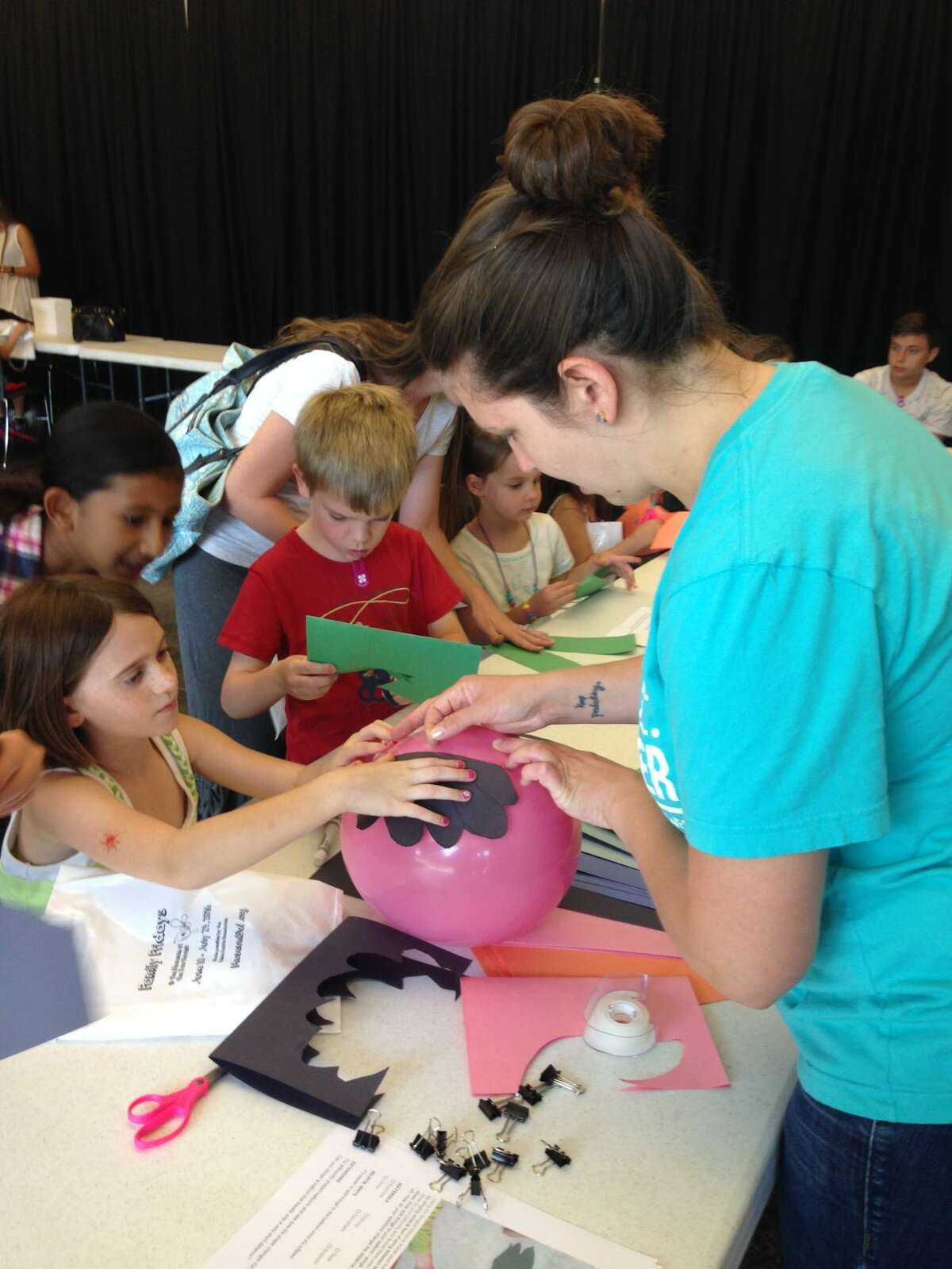 FILE PHOTO: Family Fridays, 10 a.m. to 2 p.m., Fridays in June and July, Museum of the Southwest.