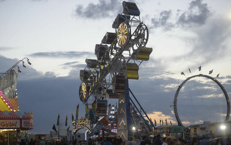 Click through to see photos from last year's Midland County Fair. Photo: James Durbin