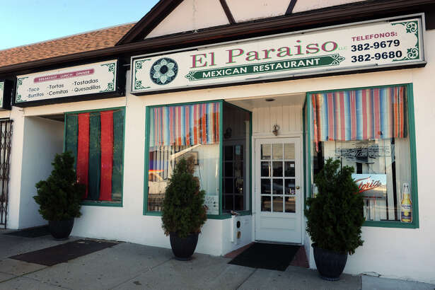 El Paraiso Mexican Restaurant, 1026 Madison Ave., in Bridgeport, Conn. Sept. 26, 2016.