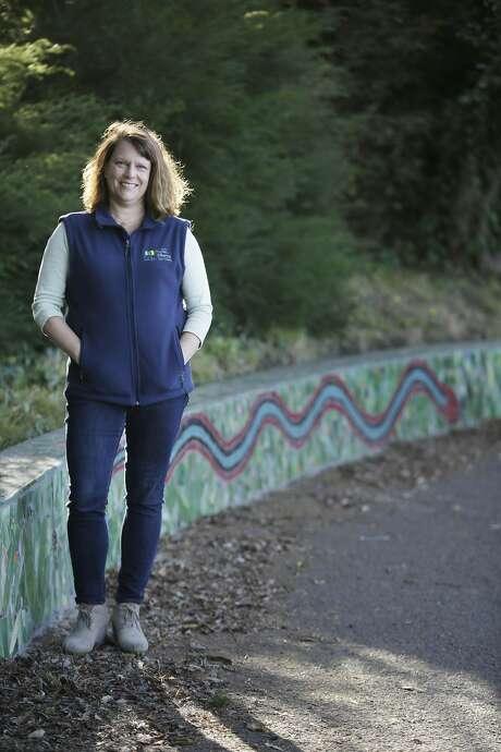 Rachel Norton is interim chief executive officer of San Francisco Parks Alliance. Photo: Lea Suzuki, The Chronicle