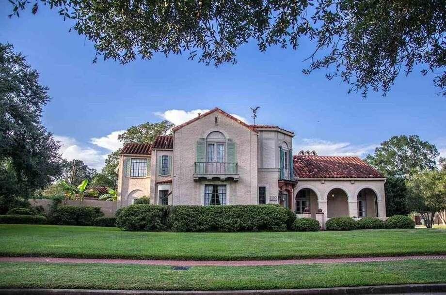2400 Long St., Beaumont, Texas 77702.$470,000. 3 bedrooms; 3 full; 1 half bathrooms. 4,193 sq. ft., 0.34 acres. Photo: Realtor.com