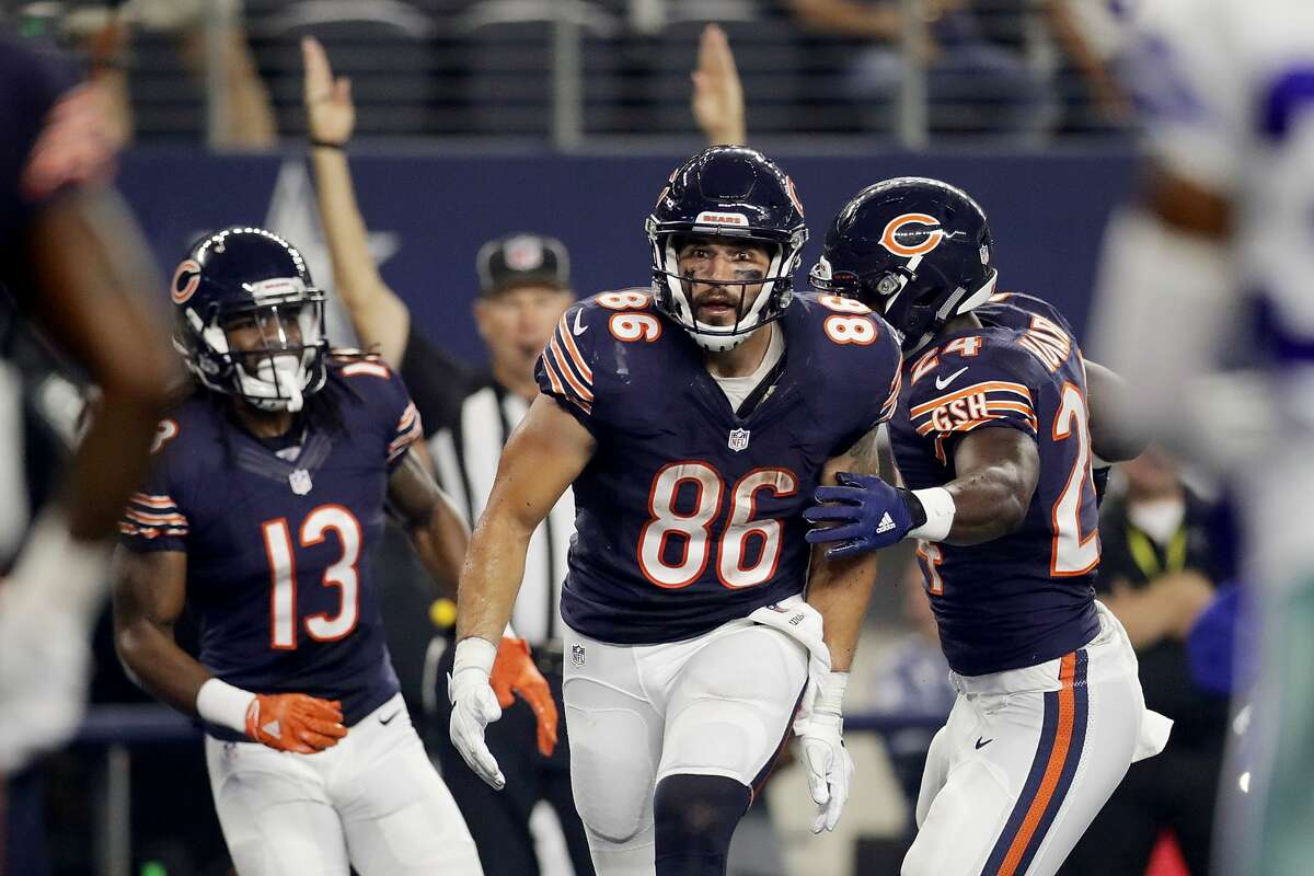 31. Chicago Bears (0-3): Tight end Zach Miller had two touchdown catches versus the Cowboys, but the Bears look like a bit of a mess. Last week: 28