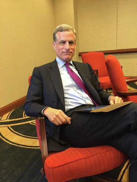 Federal Reserve Bank of Dallas CEO and President Robert Kaplan in San Antonio in September 2016. Photo: David Hendricks /San Antonio Express-News