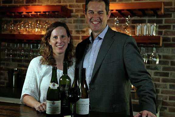 Liz and Paul Palmer own and operate the Texas Wine School and Art of Collecting.