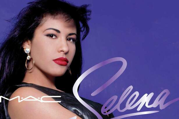 The 14-piece MAC Selena collection includes lipticks, eyeshadows, mascara and more priced from $17 to $35, all encapsulated in Selena's favorite purple hue.
