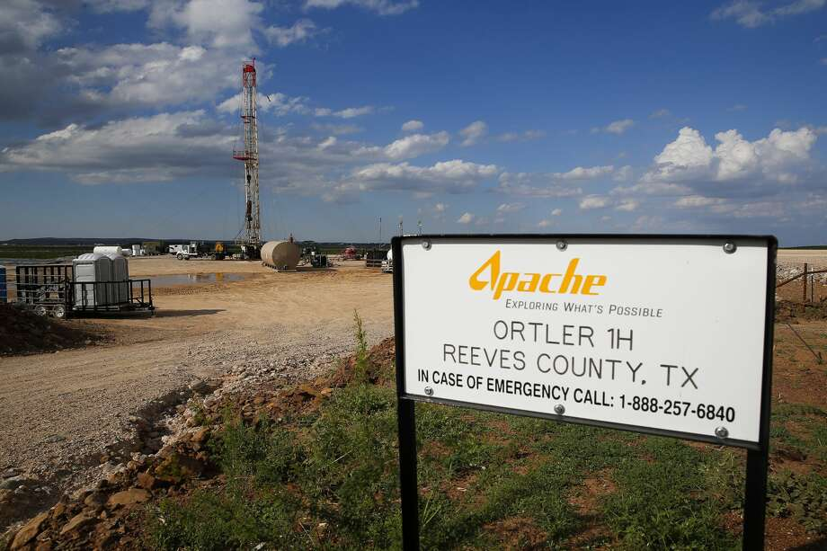 Apache Corp $65.05, up $5.21 (8.58 percent) Photo: Michael Ciaglo/Houston Chronicle