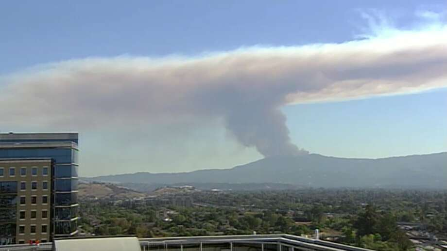Loma Fire Continues to Grow