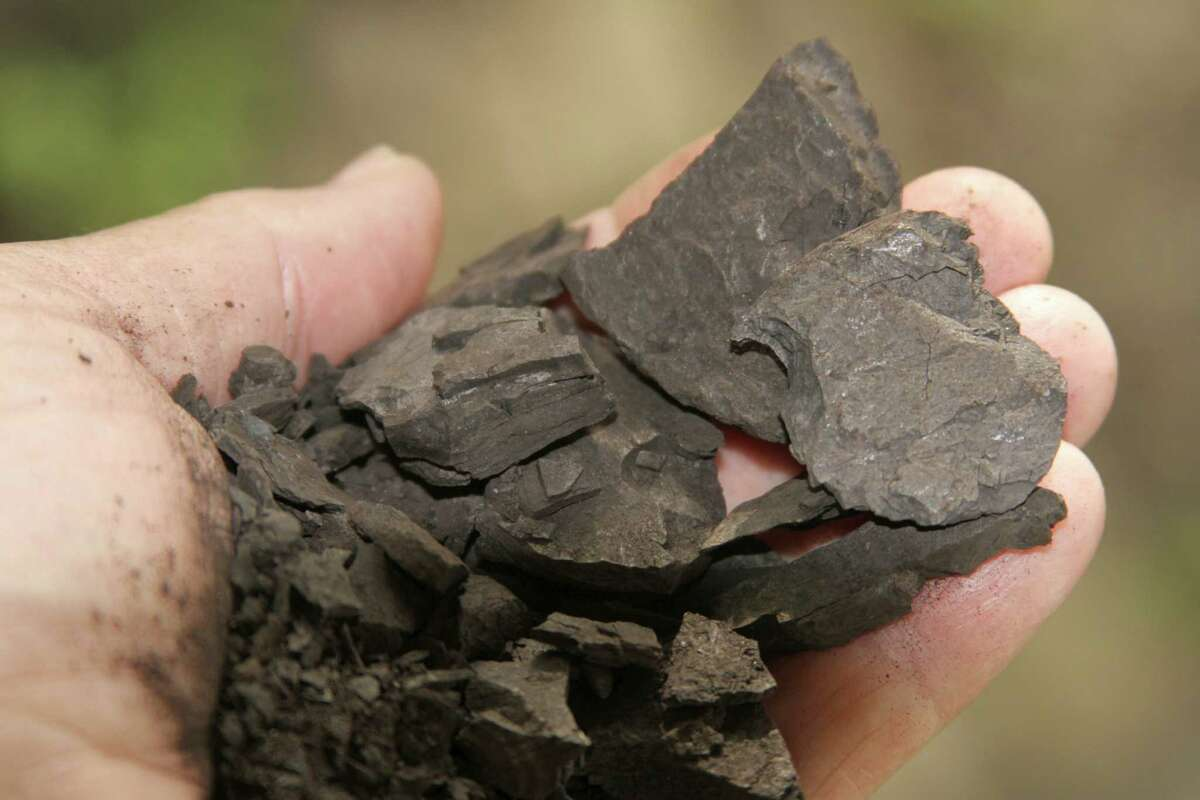 NRG Energy is switching to low-sulfur coal with less carbon emissions than this Texas lignite, commonly called brown coal.