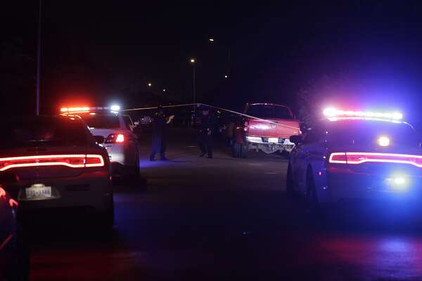 Two children - ages 6 and 11 - were taken to Texas Children's Hospital after a shooting in Humble on Monday evening.