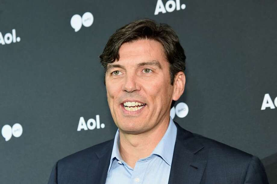 CONNECTICUT COLLEGE Tim Armstrong, Verizon's AOL, chair and CEO Photo: Jamie McCarthy | Getty Images