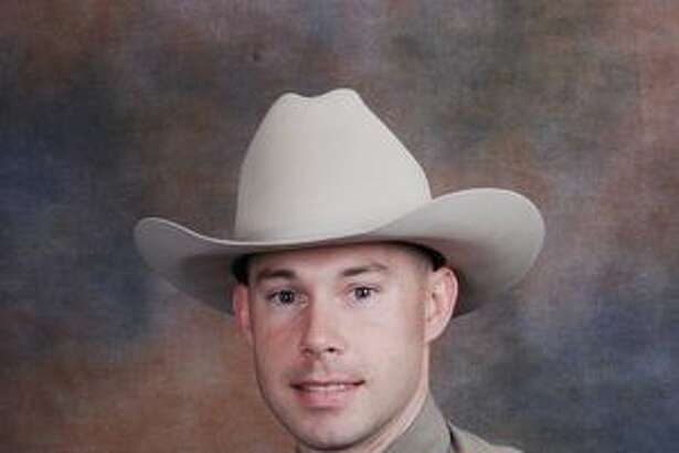 DPS Trooper Chad Blackburn of League City was injured Sept. 5, 2016, when his vehicle was struck by an alleged drunk driver.