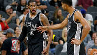 Spurs' Aldridge ready to lead by example - Photo