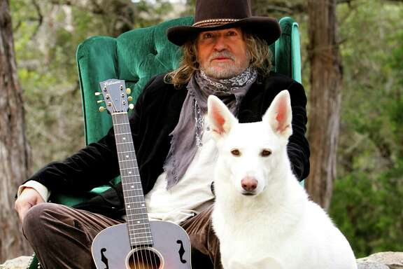 Country Music Star Ray Wylie Hubbard durring a photo session on December 21, 2009 in Austin, Texas.  (Photo by Jay West/WireImage)