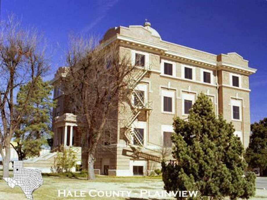 Courthouse, Hale County, Plainview, Texas
