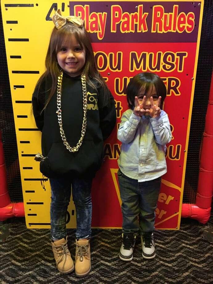 For her 6th birthday, Leah Saldivar from San Antonio, celebrated Drake-style. Photo: Leah Saldivar Drake Birthday