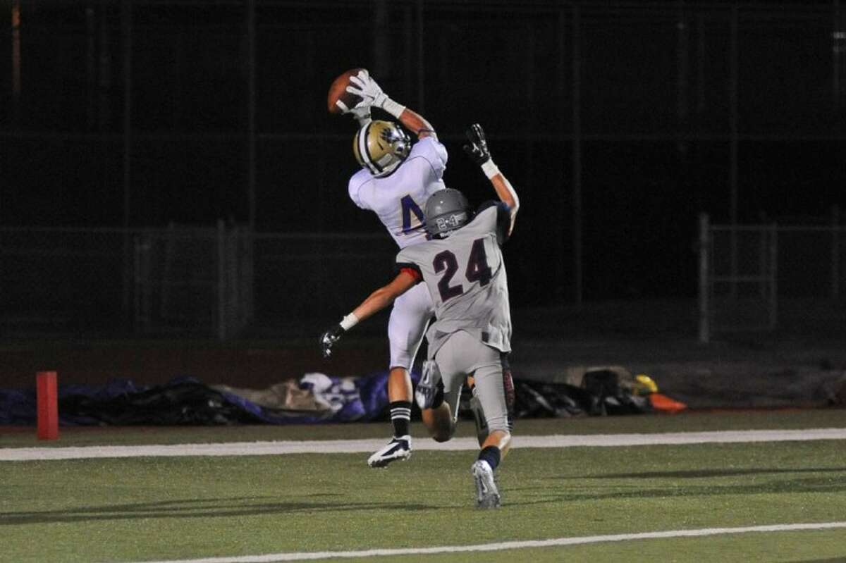 Montgomery's Bodhi Bell caught 38 passes for 533 yards and seven touchdowns this season.