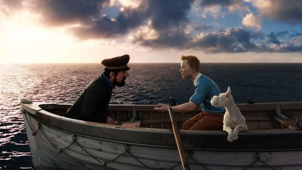 Based on the famous comic books by Herge', this is the first of what are sure to be many adventures of the character Tintin.