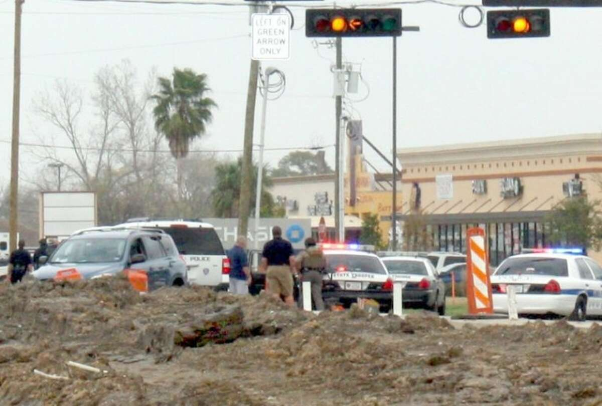 Pearland Police Department officials responded to a 911 call for help around 11:30 a.m. Friday (Dec.31).