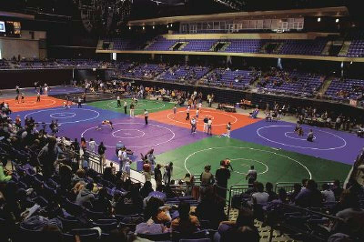 Seventy-six teams from Texas and Louisiana are expected to compete in the CFISD Invitational Wrestling Tournament, set for Jan. 4-5 at the Berry Center.