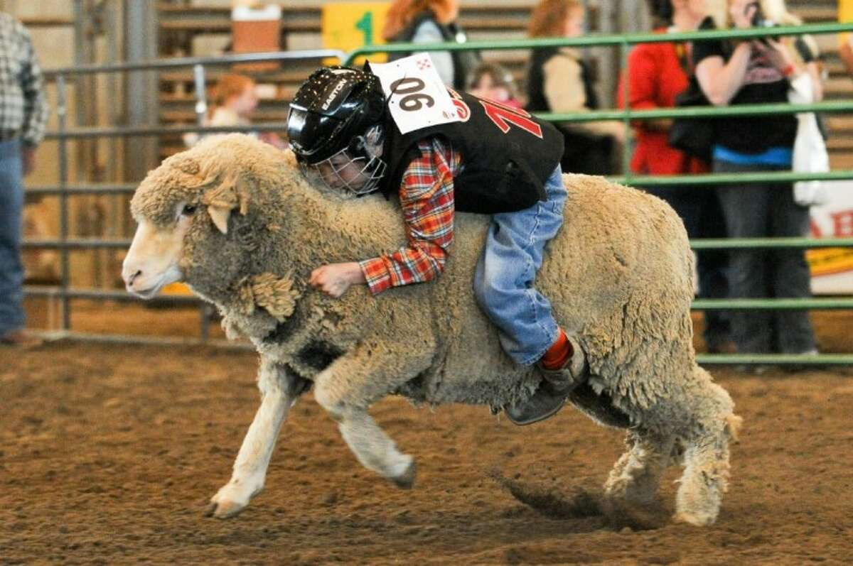 The Montgomery County Fair Association office will start accepting registration forms for all youth rodeo events, which include stick horse races, mutton bustin', goat ribbon pulling and barrel racing, at 9 a.m. Monday. Registration will be accepted in person or by e-mail.
