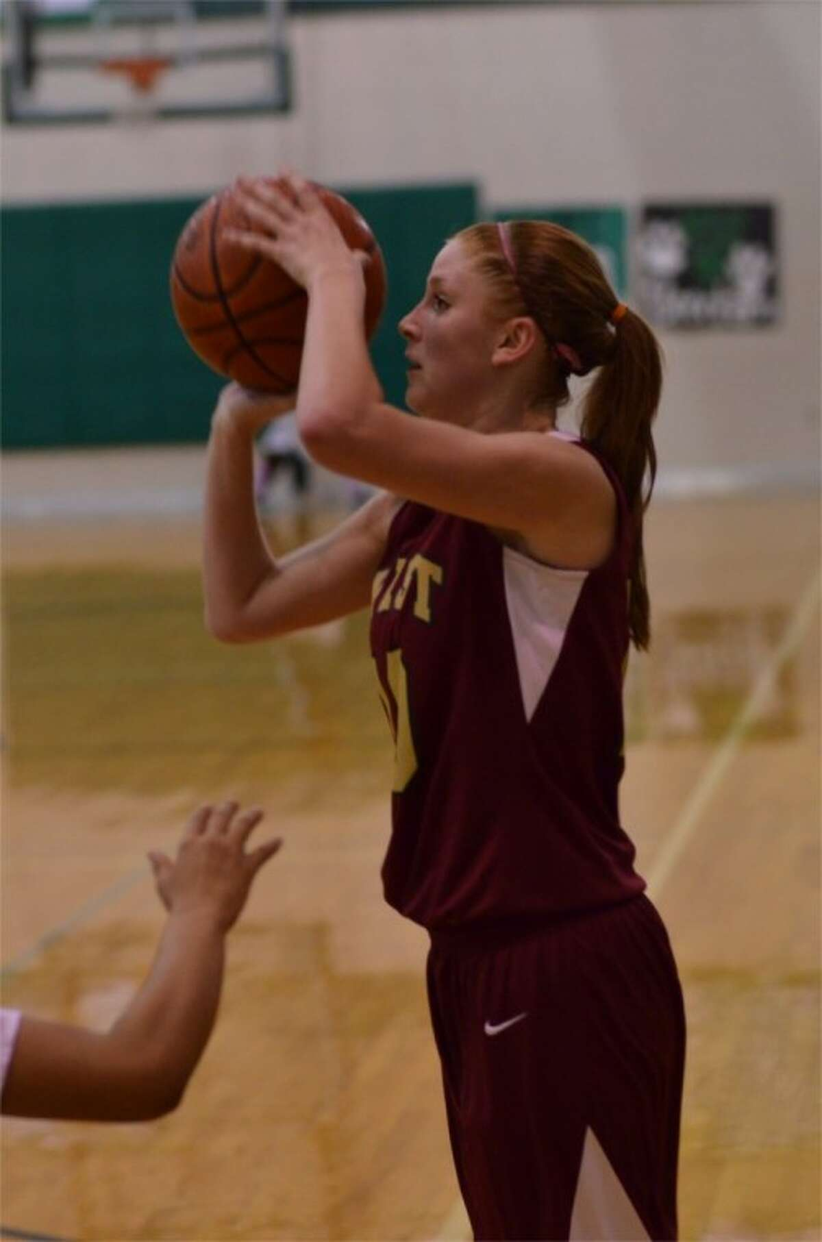 Magnolia West senior forward Hailey Henry hopes to help the Mustangs to a few wins this week.