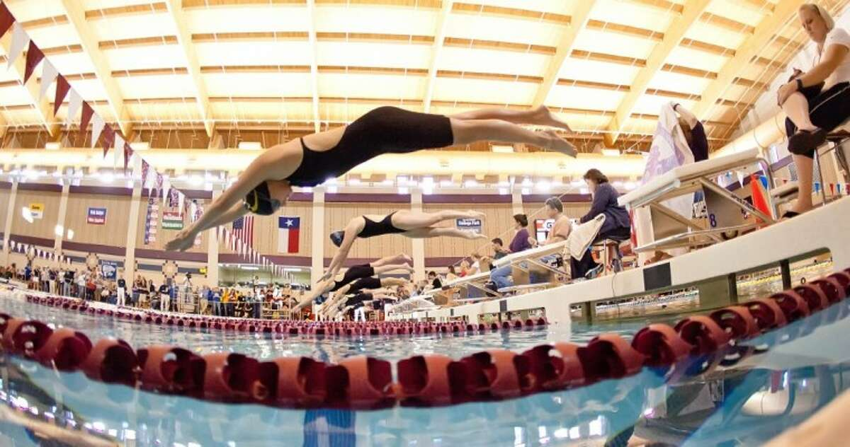 The Conroe Independent School District Natatorium in Shenandoah will be the site of the NCAA Swimming and Diving Championships it was announced last year.