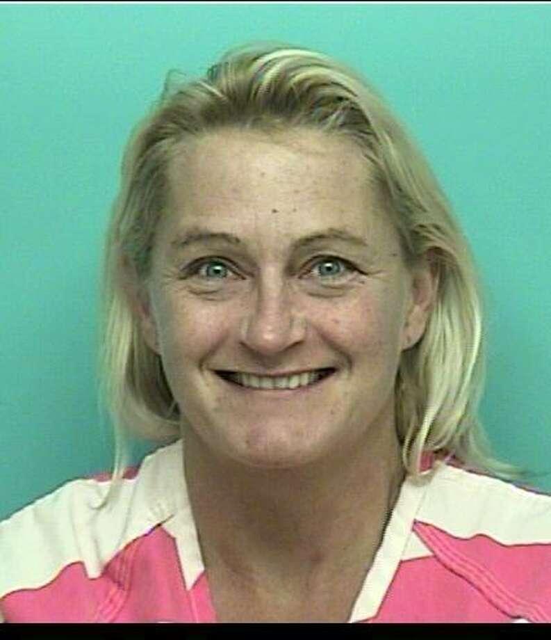 "BLAKE, Melinda LeeWhite/Female DOB: 01/22/1969Height: 5'07"" Weight: 190 lbs.Hair: Blonde Eyes: HazelWarrant: # 121010725 Bond ForfeiturePossession of a Controlled SubstanceLKA: Sycamore Ln., Conroe."