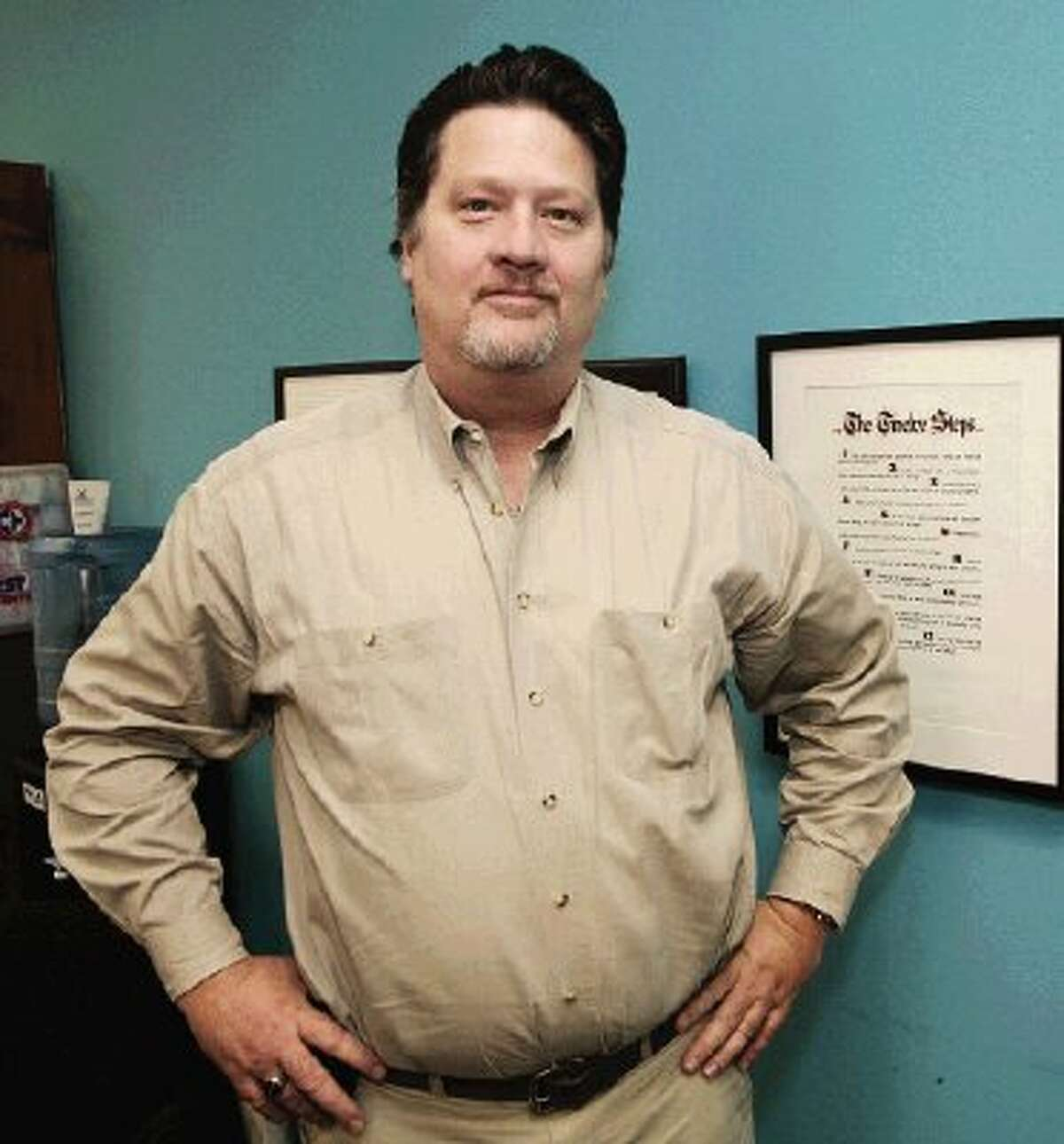 James Patterson is the founder and CEO of Allied Counseling Associates of Conroe, an addiction treatment and referral company that treats those who are drug and alcohol dependent.