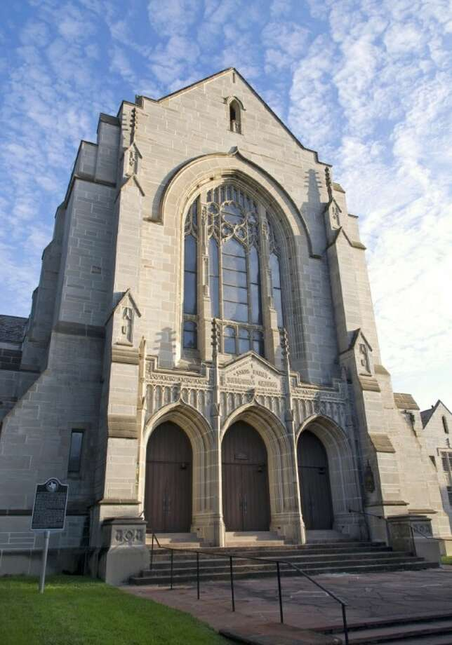 St. Paul's United Methodist Church (1930, Alfred C. Finn)
