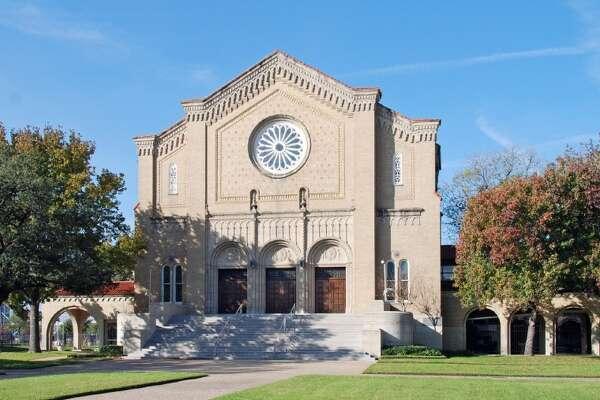 South Main Baptist Church (1930, Hedrick & Gottlieb)