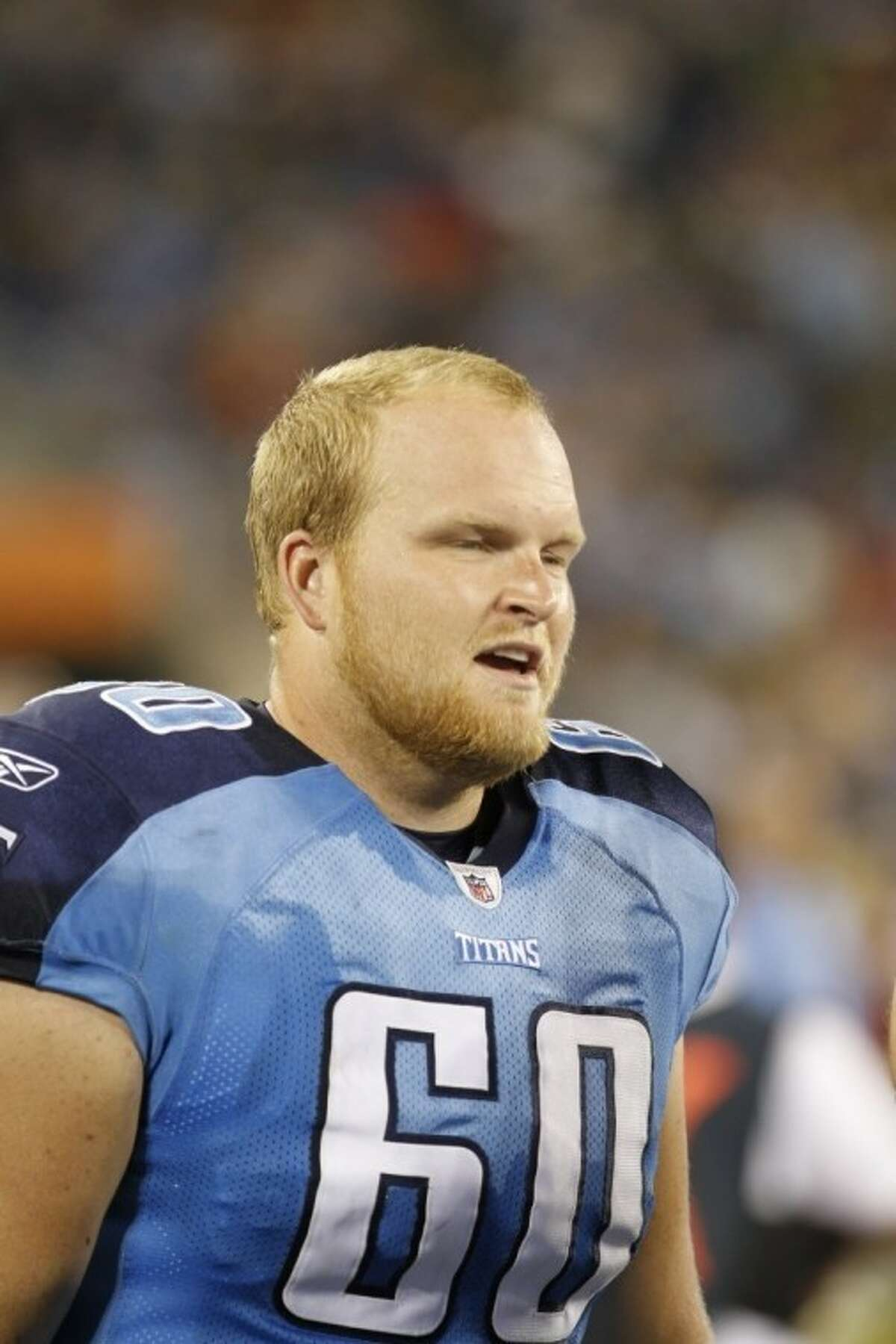 Elkins and Texas A&M graduate Kevin Matthews has played in a career-high 14 games for the Tennessee Titans this year.