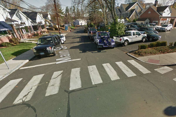 The intersection of Main Street and East Maple was the focus of a recent traffic study.