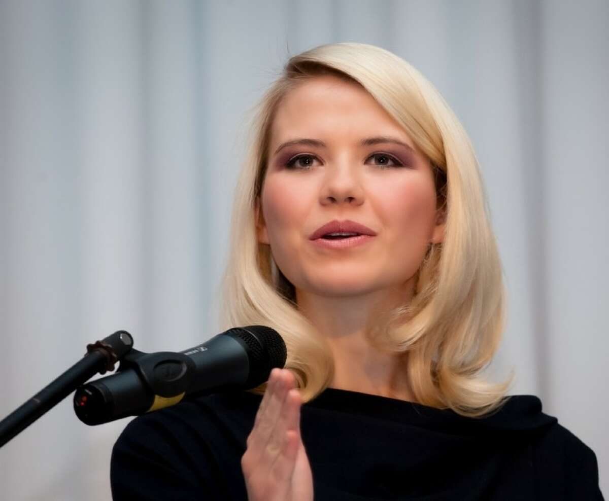 Child advocate and abduction survivor Elizabeth Smart will be the keynote speaker of the the Hadassah's Women of Courage Award event, scheduled for Feb. 10. For more information, visit www.houston.hadassah.org/womenofcourage2013