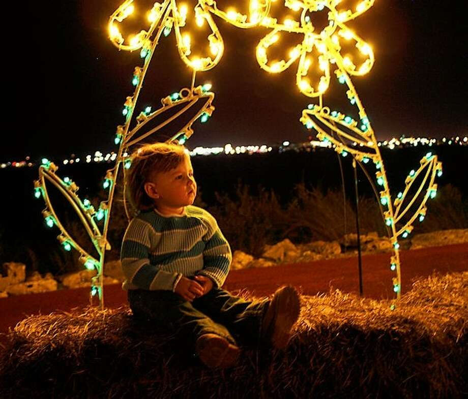 The Festival of Lights has joined Dicken on the Strand and other events as an annual holiday tradition. Photo: FOR CITIZEN