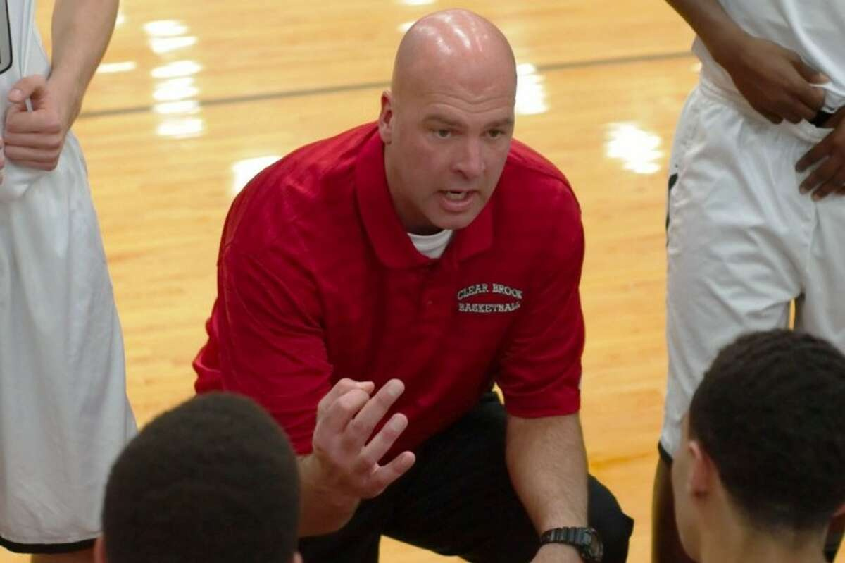 First-year Clear Brook head boys' basketball coach Christian Thompson led the Wolverines' on a nine-game winning streak through the first two games of the Alvin Lions Holiday Classic.