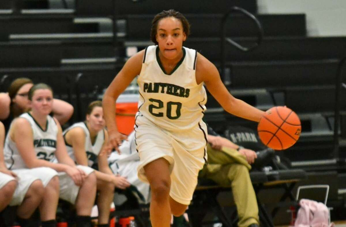Kingwood Park's girls basketball team is at C.E. King this Wednesday, its only game scheduled for the next six days. The Lady Panthers have a bye this weekend.