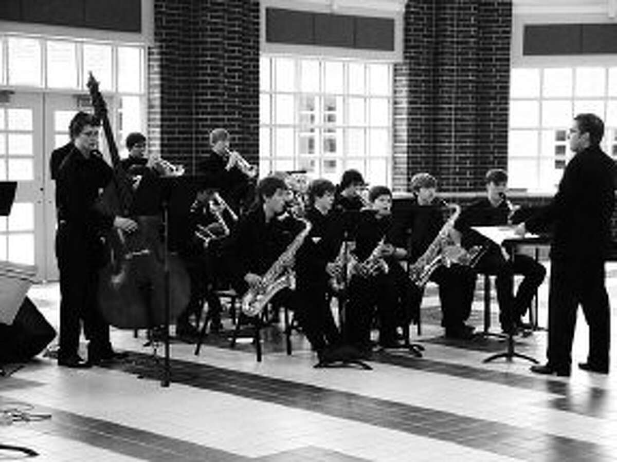 A jazz performance was part of last year's Teen Book Festival. This year's festival will be from 11 a.m. to 5 p.m. Saturday at The Woodlands College Park High School.