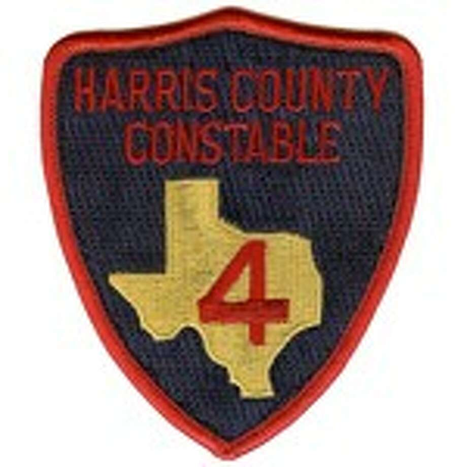 Harris County Pct. 4 Constable Blotter