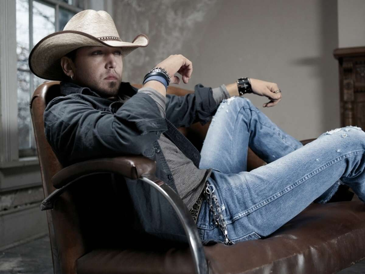 Country musician Jason Alden closes out the Houston Livestock Show and Rodeo on Sunday, March 20.
