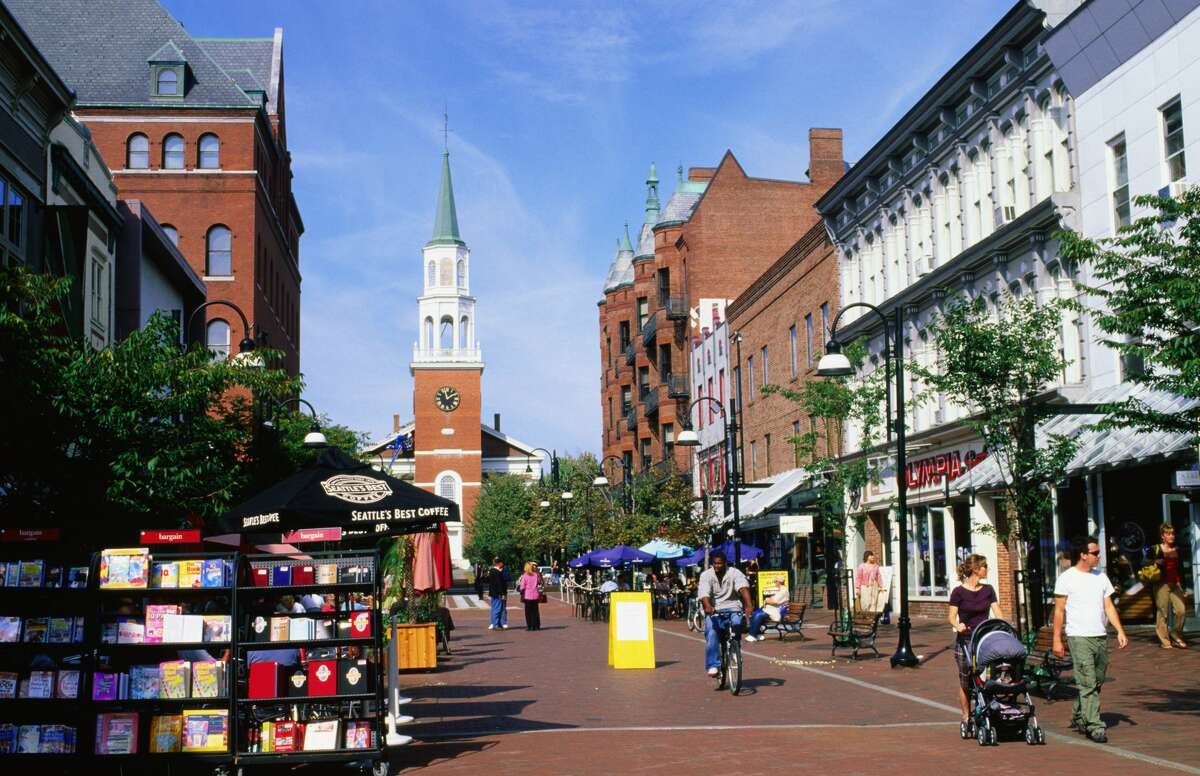 Burlington, Vermont is a vibrant destination with nearby beaches perfect for swimming, boating and water sports.