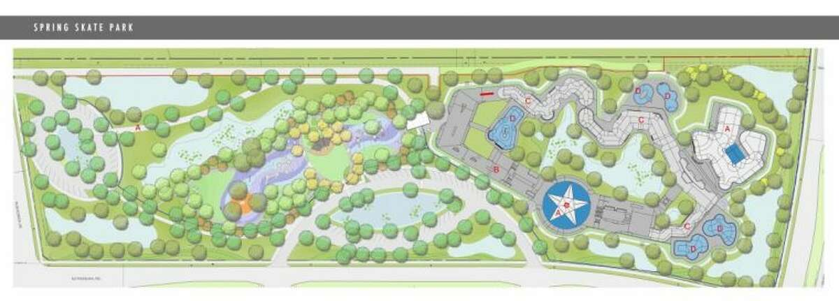Construction will begin soon on a world-class skate park and