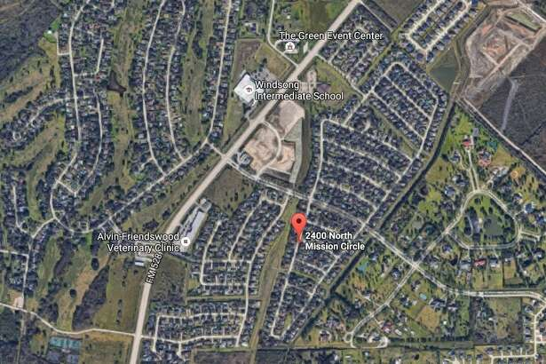 Friendswood police said Tuesday that a shooting occurred Monday night in the 2400 block of N. Mission Circle.
