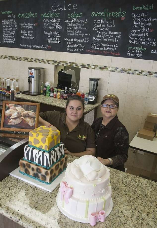 Prime Mother Daughter Duo Opens Bakery In Cinco Ranch Houston Chronicle Funny Birthday Cards Online Elaedamsfinfo