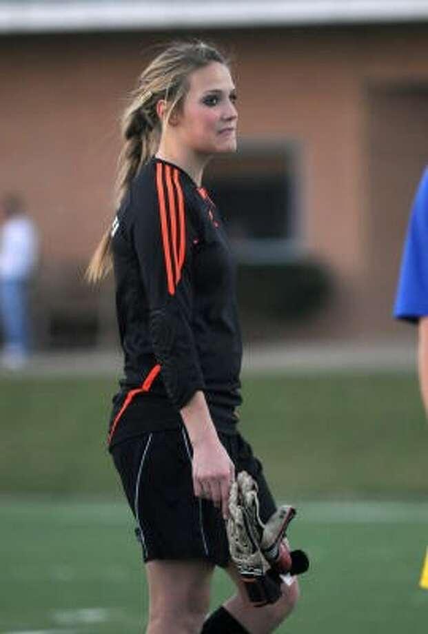 Klein High Goalkeeper Has Olympic Dreams Houston Chronicle