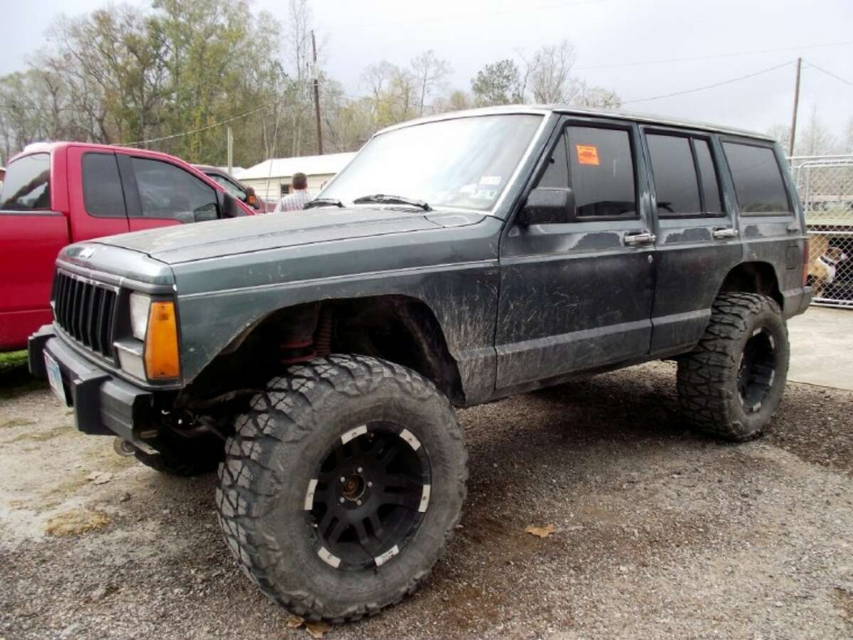 Edwin Rogers' 1998 Jeep Cherokee was found abandoned on SH 321 the day after he was last seen on Dec. 30. Members of Texas EquuSearch, the Liberty County Sheriff's Office and the Tarkington Volunteer Fire Department searched areas along SH 321 between Cleveland and Tarkington for the missing man on Sunday, Jan. 8.